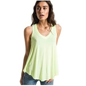 NWT Z Supply The Vagabond NeonTank